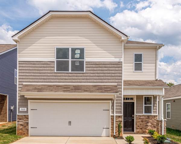 9202 War Eagles Way, Ashland City, TN 37015 (MLS #RTC2086571) :: The Group Campbell powered by Five Doors Network