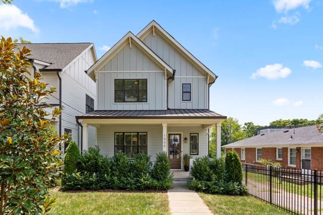 1906 Electric Ave, Nashville, TN 37206 (MLS #RTC2086609) :: Village Real Estate