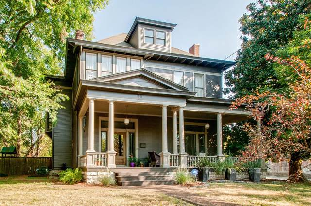 1311 Ordway Pl, Nashville, TN 37206 (MLS #RTC2086696) :: Armstrong Real Estate