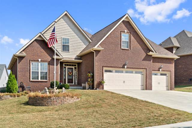 1615 Edgewater Ln, Clarksville, TN 37043 (MLS #RTC2086698) :: Ashley Claire Real Estate - Benchmark Realty