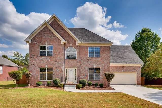8022 Burntwood Dr, La Vergne, TN 37086 (MLS #RTC2086772) :: Village Real Estate