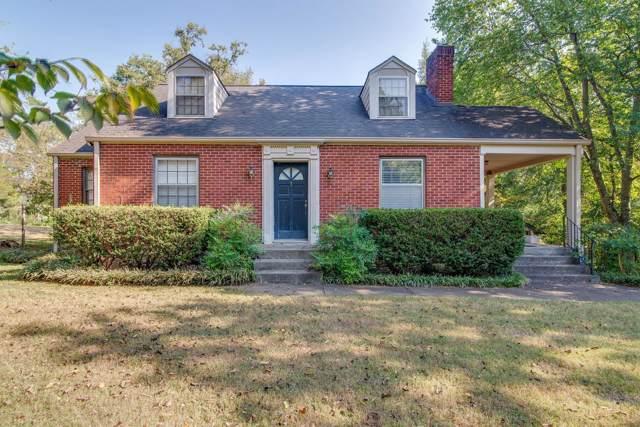 1233 Riverwood Dr, Nashville, TN 37216 (MLS #RTC2086788) :: Village Real Estate