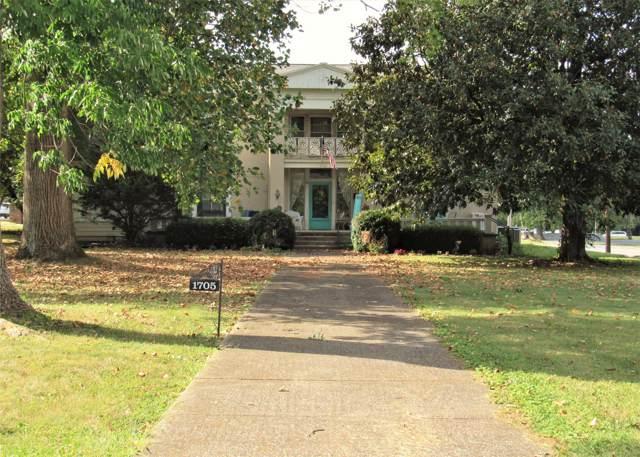 1705 Main S, Hopkinsville, KY 42240 (MLS #RTC2086789) :: The Huffaker Group of Keller Williams
