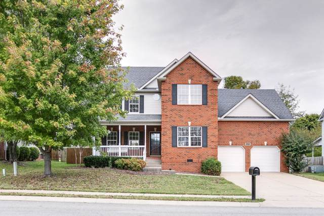 1215 Chapmans Retreat Dr, Spring Hill, TN 37174 (MLS #RTC2086948) :: REMAX Elite