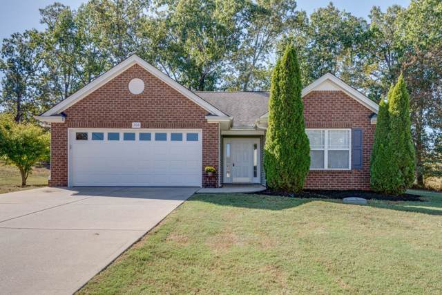 206 Hickory Pointe, Dickson, TN 37055 (MLS #RTC2087013) :: The Group Campbell powered by Five Doors Network