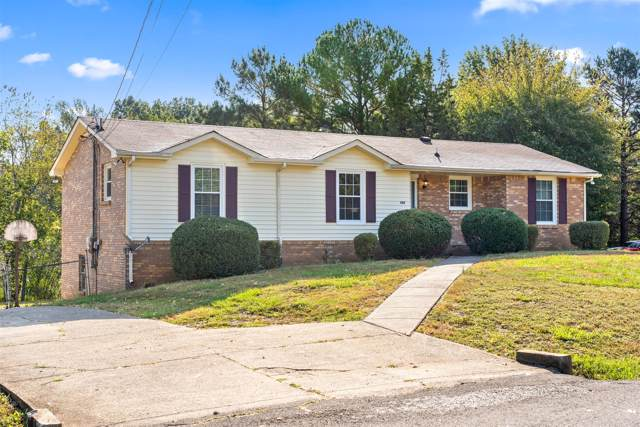 408 Ambrose Dr, Clarksville, TN 37042 (MLS #RTC2087049) :: Team Wilson Real Estate Partners