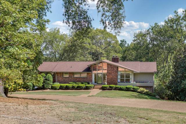 1208 Brentwood Ln, Brentwood, TN 37027 (MLS #RTC2087056) :: HALO Realty