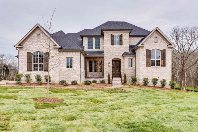 1853 Pageantry Circle #106, Brentwood, TN 37027 (MLS #RTC2087077) :: HALO Realty