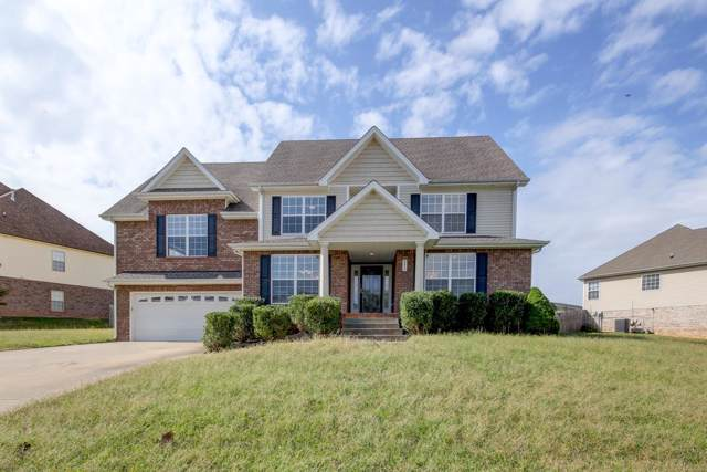 3052 Outfitters Dr, Clarksville, TN 37040 (MLS #RTC2087113) :: Christian Black Team