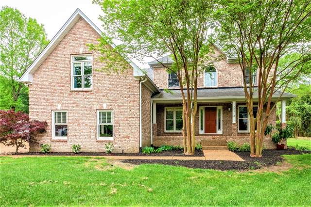1008 East Point Cove, Hermitage, TN 37076 (MLS #RTC2087207) :: Village Real Estate