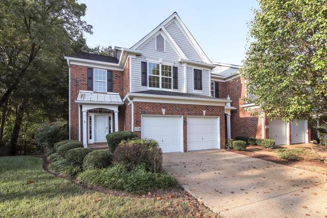 231 Green Harbor Rd # 102 #102, Old Hickory, TN 37138 (MLS #RTC2087252) :: Village Real Estate