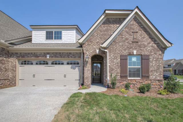 1040 Callaway Drive #73, Lebanon, TN 37087 (MLS #RTC2087302) :: RE/MAX Homes And Estates