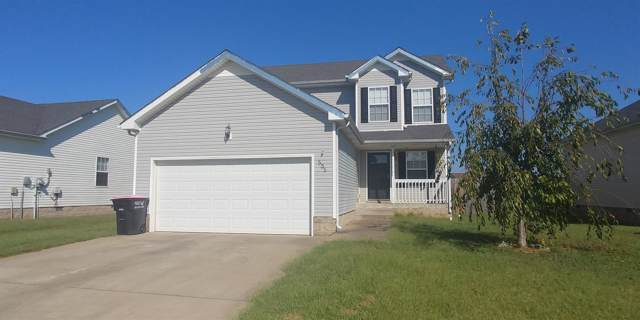 535 Fox Trot Dr, Clarksville, TN 37042 (MLS #RTC2087303) :: Cory Real Estate Services
