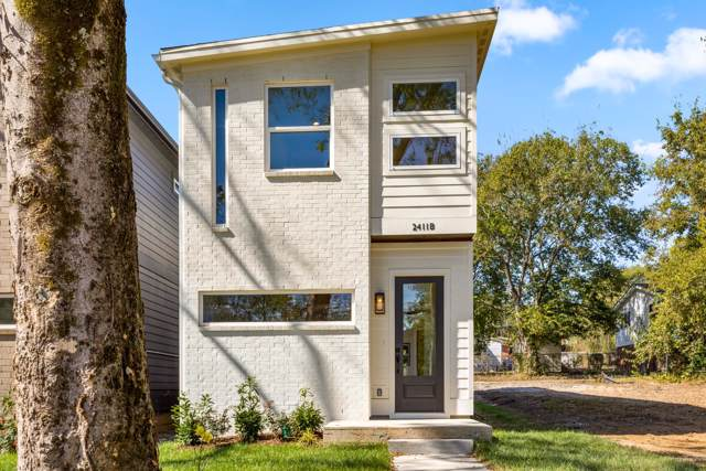 2411B Middle St, Nashville, TN 37208 (MLS #RTC2087330) :: Ashley Claire Real Estate - Benchmark Realty