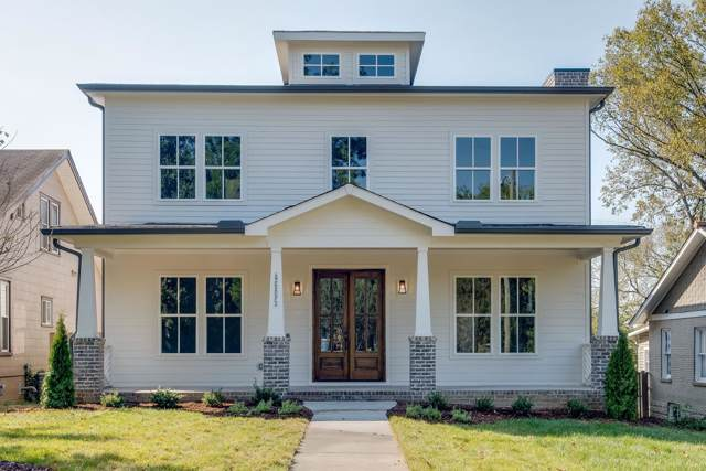 4605 Nevada Ave, Nashville, TN 37209 (MLS #RTC2087389) :: Ashley Claire Real Estate - Benchmark Realty
