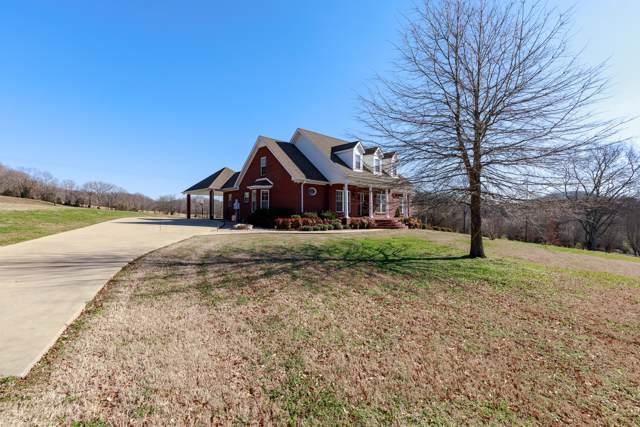 4901 Toll Dugger Rd, Culleoka, TN 38451 (MLS #RTC2087390) :: Village Real Estate