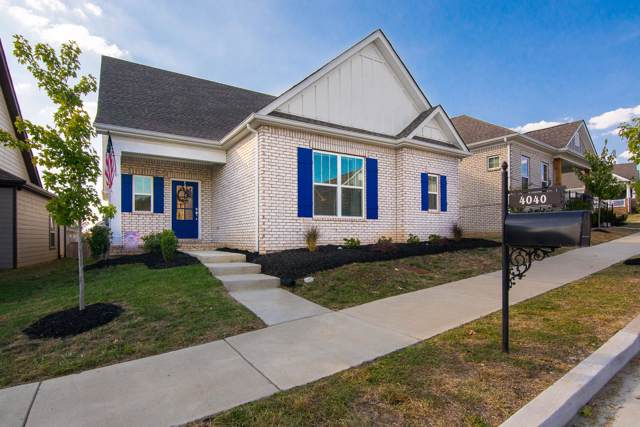 4040 Liberton Way, Nolensville, TN 37135 (MLS #RTC2087397) :: FYKES Realty Group