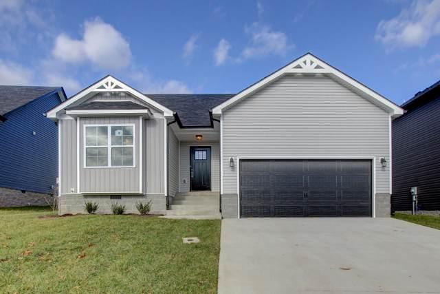 226 White Tail Ridge, Clarksville, TN 37040 (MLS #RTC2087401) :: Berkshire Hathaway HomeServices Woodmont Realty