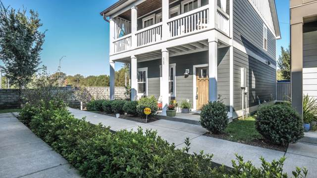 710 Buchanan St Unit 11 #11, Nashville, TN 37208 (MLS #RTC2087465) :: FYKES Realty Group