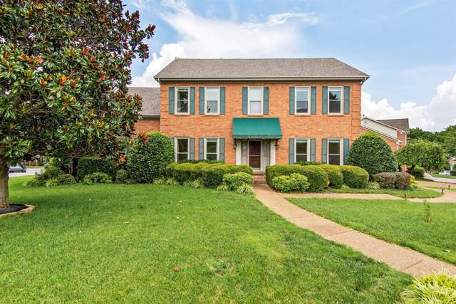 4901 Manassas Circle, Brentwood, TN 37027 (MLS #RTC2087615) :: Black Lion Realty