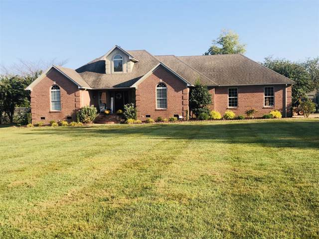 410 Weakley Creek Rd, Lawrenceburg, TN 38464 (MLS #RTC2087666) :: REMAX Elite