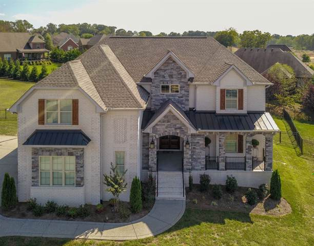 120 Worcester's Point, Hendersonville, TN 37075 (MLS #RTC2087691) :: Village Real Estate