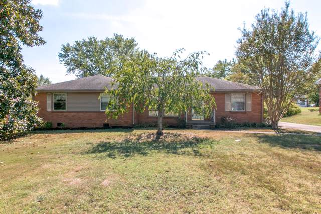 2140 Memorial Dr, Clarksville, TN 37043 (MLS #RTC2087719) :: RE/MAX Homes And Estates