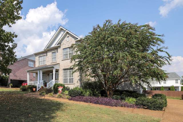 105 Settlers Way, Hendersonville, TN 37075 (MLS #RTC2087790) :: Village Real Estate