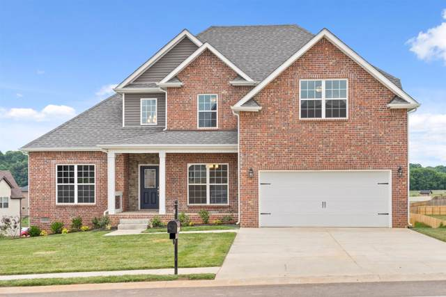 1251 Juniper Pass, Clarksville, TN 37043 (MLS #RTC2087833) :: Ashley Claire Real Estate - Benchmark Realty