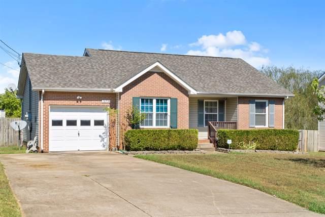 979 Roedeer Dr, Clarksville, TN 37042 (MLS #RTC2087852) :: Village Real Estate
