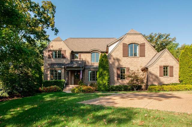 4403 Sunnybrook Dr, Nashville, TN 37205 (MLS #RTC2087873) :: The Group Campbell powered by Five Doors Network