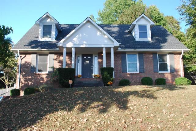 1245 Cloverdale Dr, Clarksville, TN 37040 (MLS #RTC2087879) :: Village Real Estate