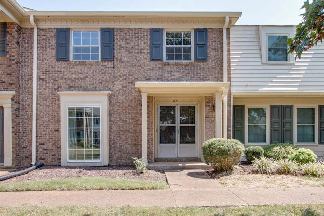 8207 Sawyer Brown Rd Apt G4, Nashville, TN 37221 (MLS #RTC2087975) :: Village Real Estate