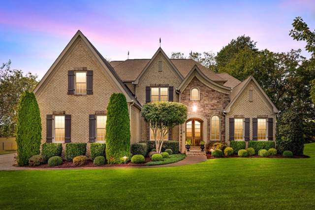 1843 Sonoma Trace, Brentwood, TN 37027 (MLS #RTC2087982) :: Nashville on the Move