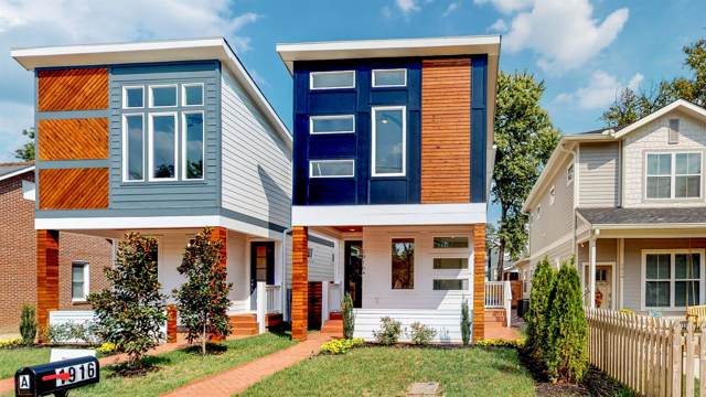 1916A 15th Ave N A, Nashville, TN 37208 (MLS #RTC2087986) :: Ashley Claire Real Estate - Benchmark Realty