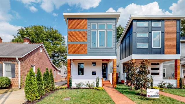 1916B 15th Ave N B, Nashville, TN 37208 (MLS #RTC2087988) :: Ashley Claire Real Estate - Benchmark Realty