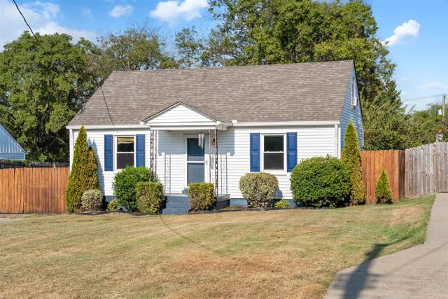432 W Bend Dr, Nashville, TN 37209 (MLS #RTC2088003) :: Village Real Estate