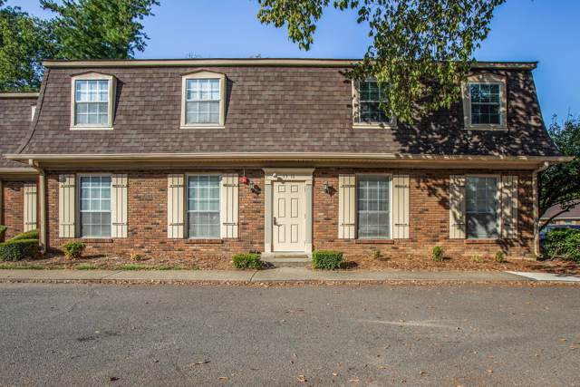 1100 W Main St A16, Franklin, TN 37064 (MLS #RTC2088038) :: RE/MAX Homes And Estates