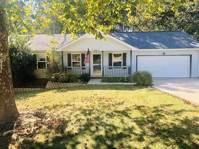 3487 Eastridge Rd, Woodlawn, TN 37191 (MLS #RTC2088082) :: Village Real Estate