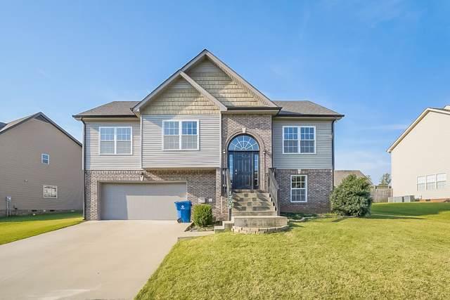 1208 Viewmont Dr, Clarksville, TN 37040 (MLS #RTC2088114) :: Village Real Estate
