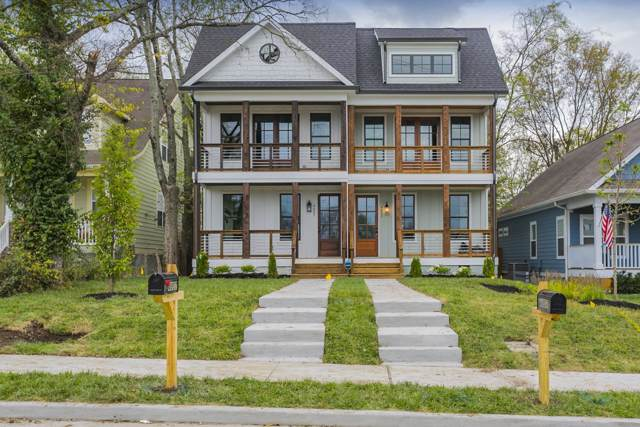 4807A Tennessee Ave, Nashville, TN 37209 (MLS #RTC2088166) :: Village Real Estate