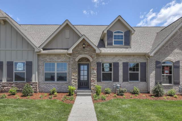 182 Monarchos Dr - Lot 306, Gallatin, TN 37066 (MLS #RTC2088216) :: Village Real Estate