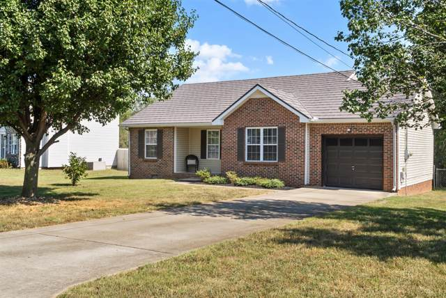 3713 Heather Drive, Clarksville, TN 37042 (MLS #RTC2088277) :: Village Real Estate