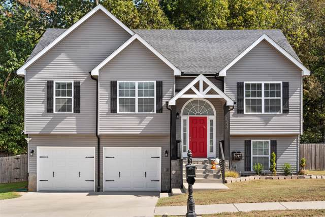 1233 Meachem Dr, Clarksville, TN 37042 (MLS #RTC2088285) :: Ashley Claire Real Estate - Benchmark Realty