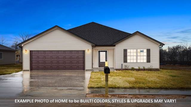 424 Liberty Park, Clarksville, TN 37042 (MLS #RTC2088292) :: Cory Real Estate Services