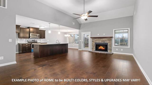 426 Liberty Park, Clarksville, TN 37042 (MLS #RTC2088293) :: Village Real Estate
