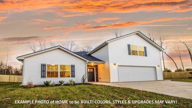 423 Liberty Park, Clarksville, TN 37042 (MLS #RTC2088314) :: Cory Real Estate Services
