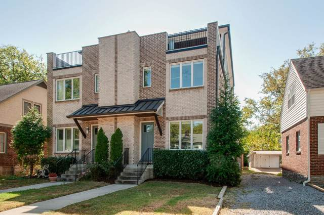2703 Acklen Ave, Nashville, TN 37212 (MLS #RTC2088361) :: Team Wilson Real Estate Partners