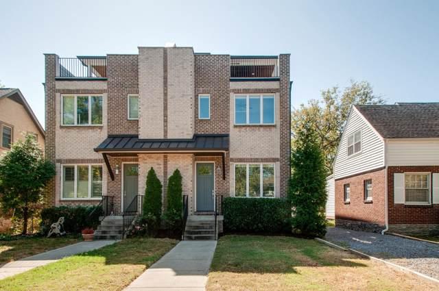 2703 Acklen Ave, Nashville, TN 37212 (MLS #RTC2088361) :: Armstrong Real Estate
