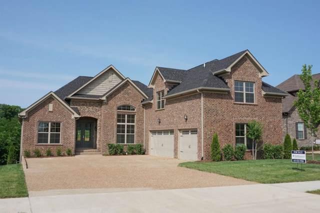 1403 Overcheck Lane Lot 31, Gallatin, TN 37066 (MLS #RTC2088399) :: RE/MAX Choice Properties